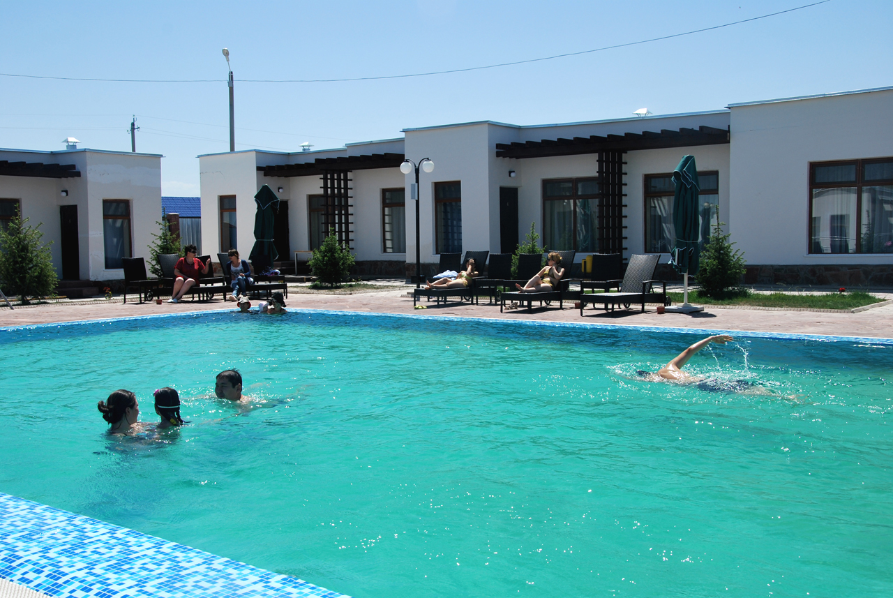 Зона отдыха Premium Spa Resort